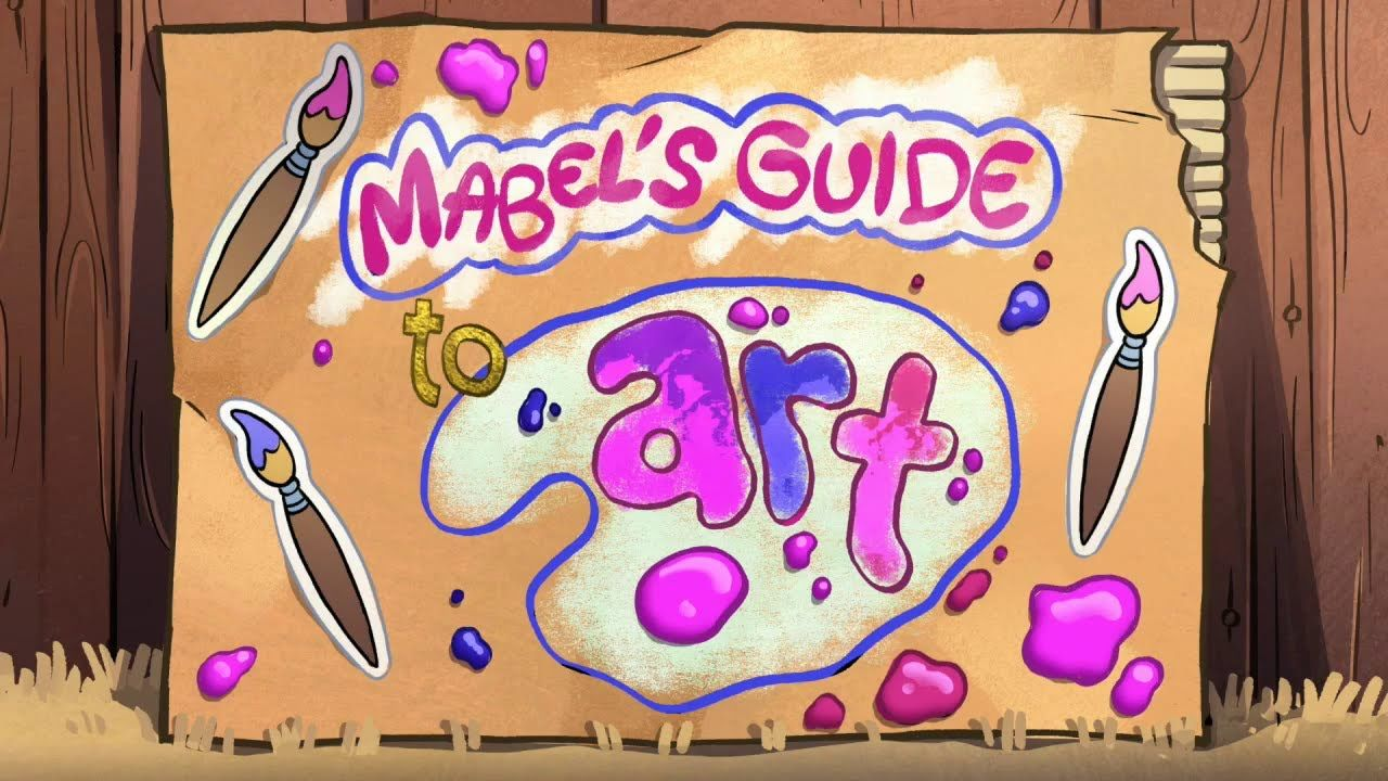 Gravity Falls Shorts Mabels Guide To Hookup