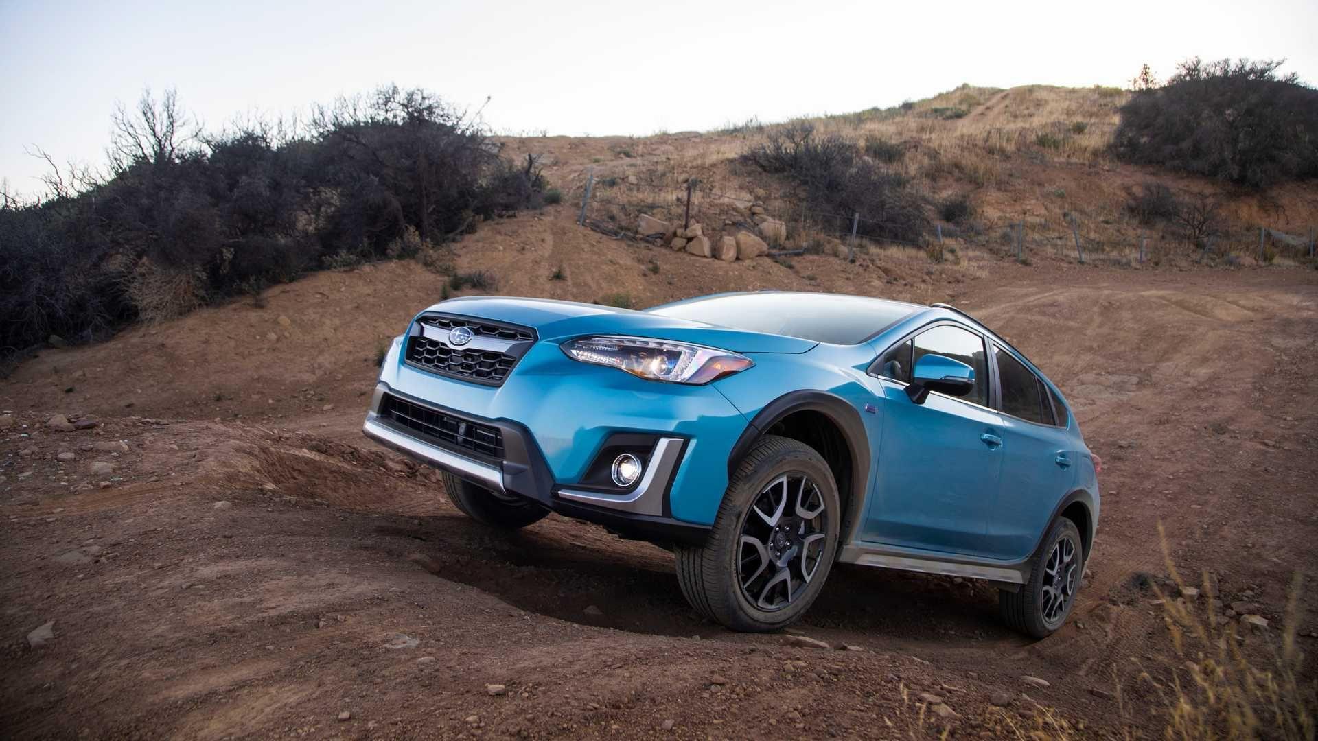 2019 Subaru Crosstrek Hybrid Is Subaru S First Plug In Hybrid Subaru Crosstrek Subaru La Auto Show
