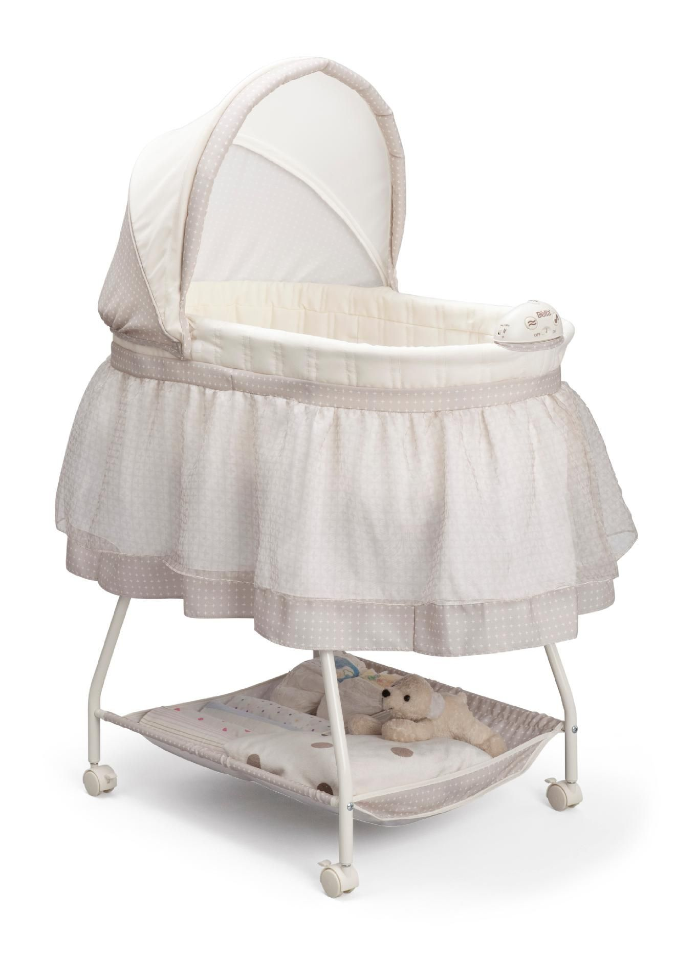 Delta Delta Children\'s Star Gaze Bassinet null at Sear… | baby | P…