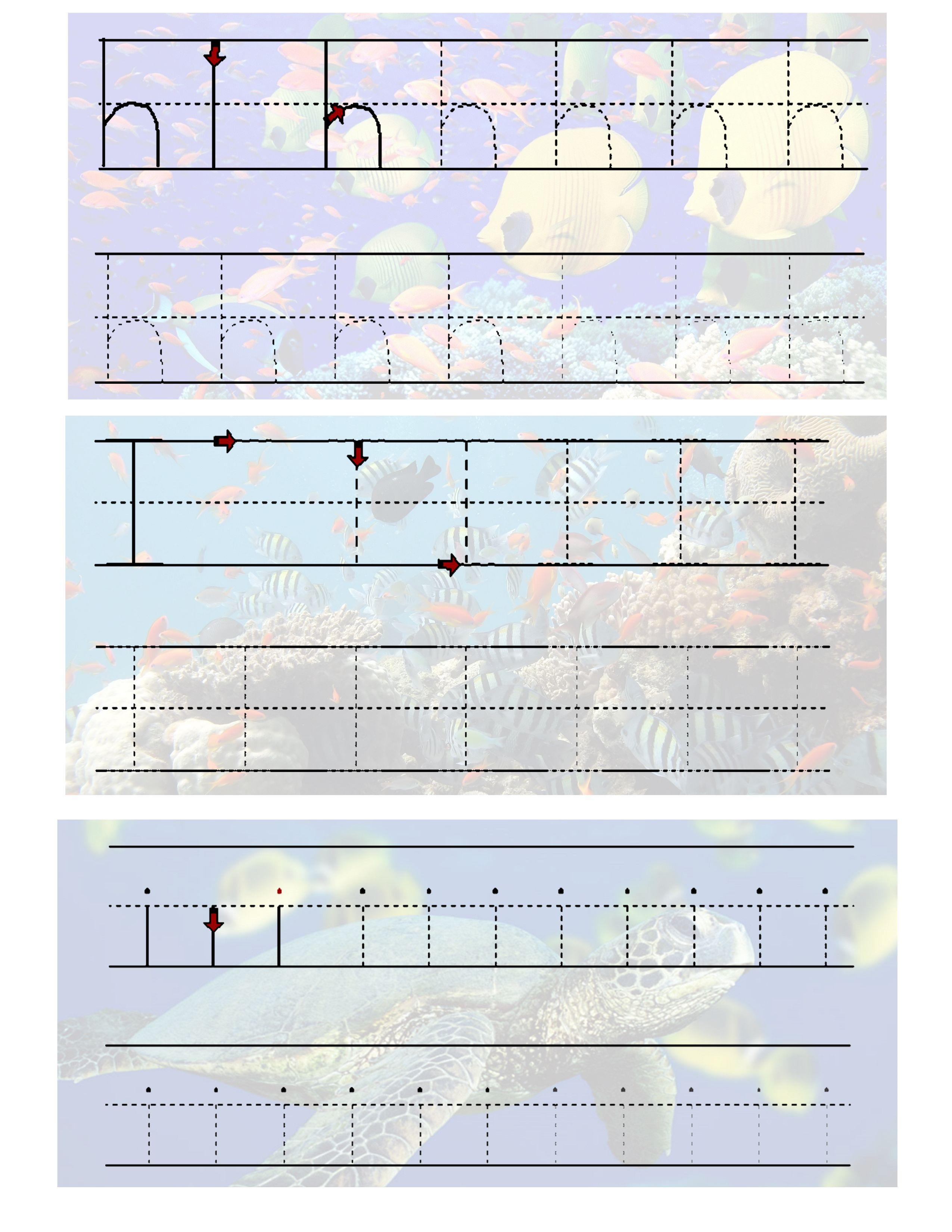 Alphabet Tracing 6 17