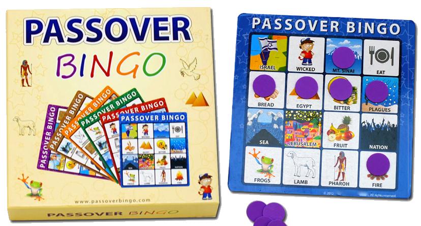 Rabbi Jason Miller - Blog: Fun Passover Activities for the Seder and Beyond