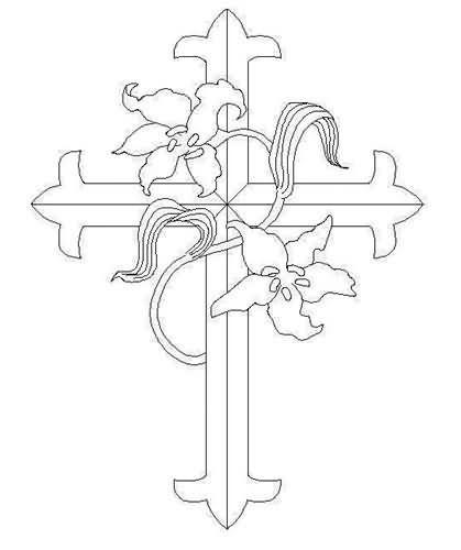 El rinc n de los peques cruces de mayo para colorear - Compritas para los peques ...