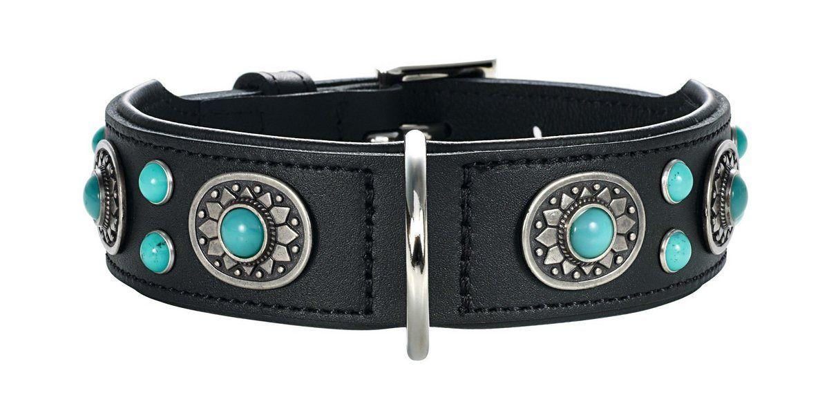 HundeHalsband »Sioux« Leather, Cow leather, Accessories