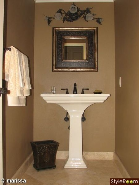 Small Bathroom With Pedestal Sink Ideas | Image 2 Sink Pedestal Sink Kohler  Tags Sink Pedestal Sink Kohler