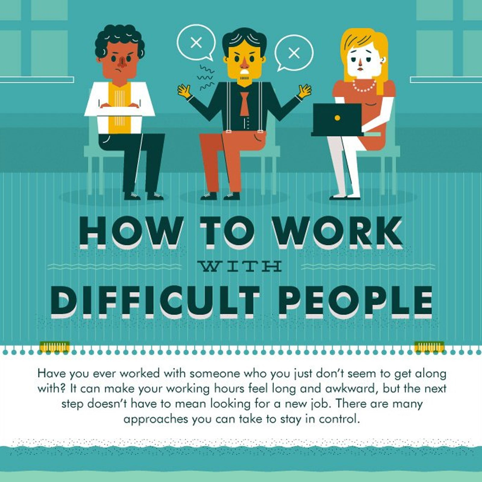 How to Work With Difficult People How to Work With Difficult People new pics