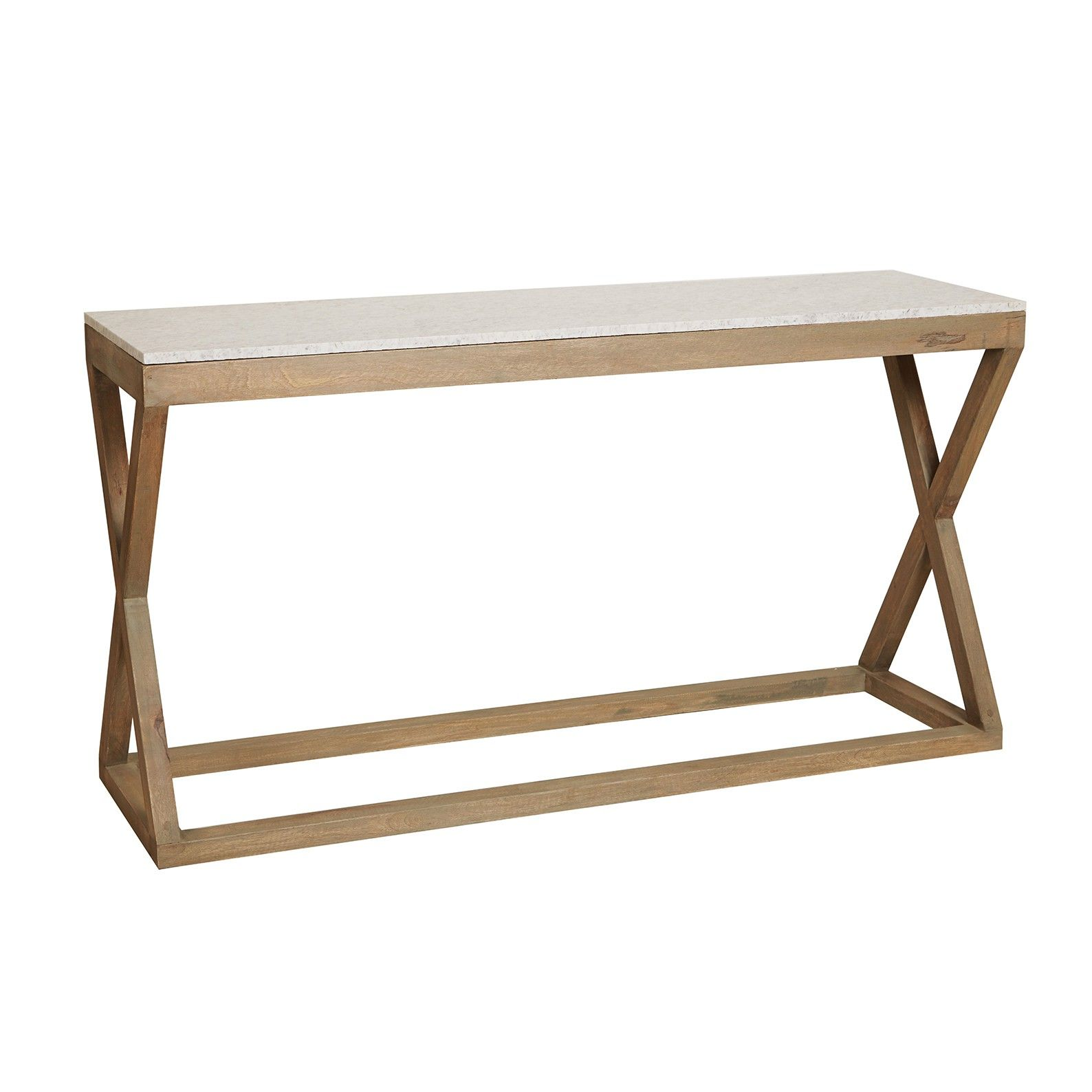 High Quality Maine Marble Top Console Table   150x45x80   Cu0026S