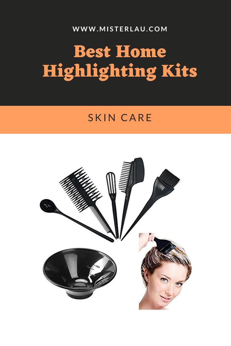 The 5 Best At Home Highlighting Kits Hair Highlight Kit Hair Bleach Kit All Over Highlights
