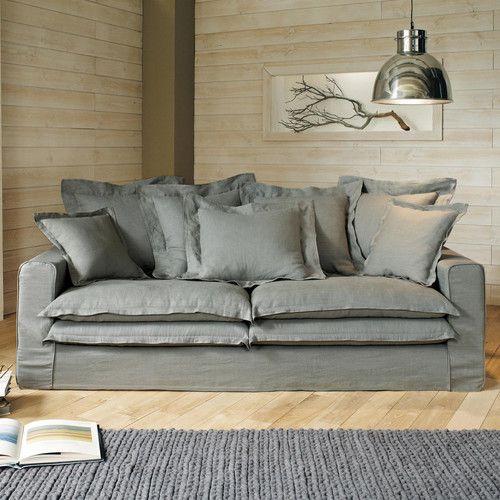 Maison Lisbonne Comfy Sofa Living Rooms Seaside Home Decor Couches Living Room Comfy