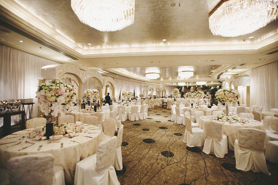 Lincoln And Calista S Sumptuous Singapore Wedding At Mandarin Oriental Hotel Med Bilder
