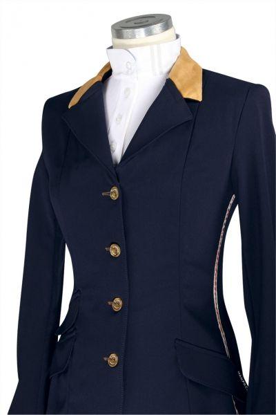 Manfredi Show Jacket Detachable Dressage Show Attire
