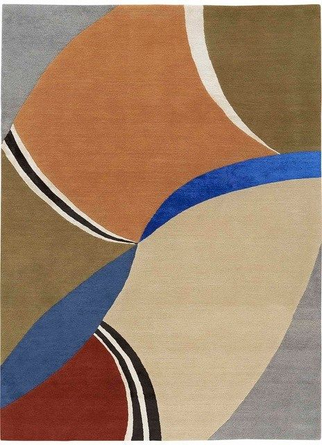 Deirdre Dyson Carpets That Take Flight The Artist S New