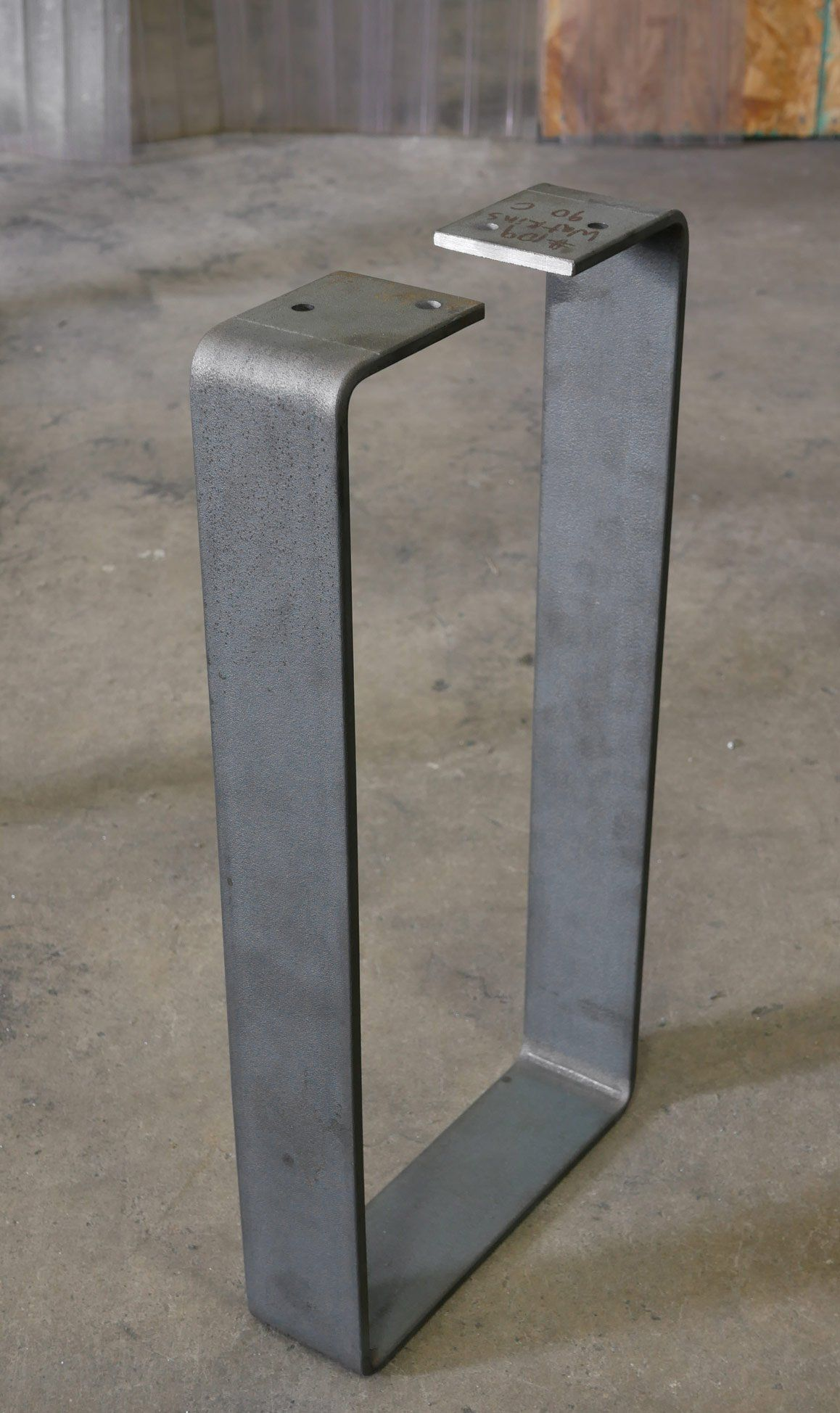 Unfinished Metal Table Legs and Table Bases | Symm