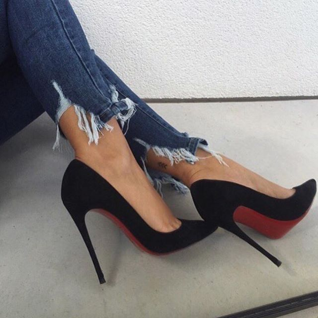 Zapatos negros Busse para mujer GWNSMsr