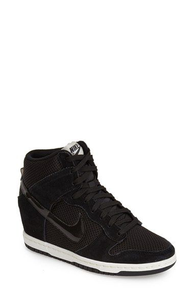 ccc1af12c363 Nike  Dunk Sky Hi - Essential  Wedge Sneaker (Women) available at  Nordstrom