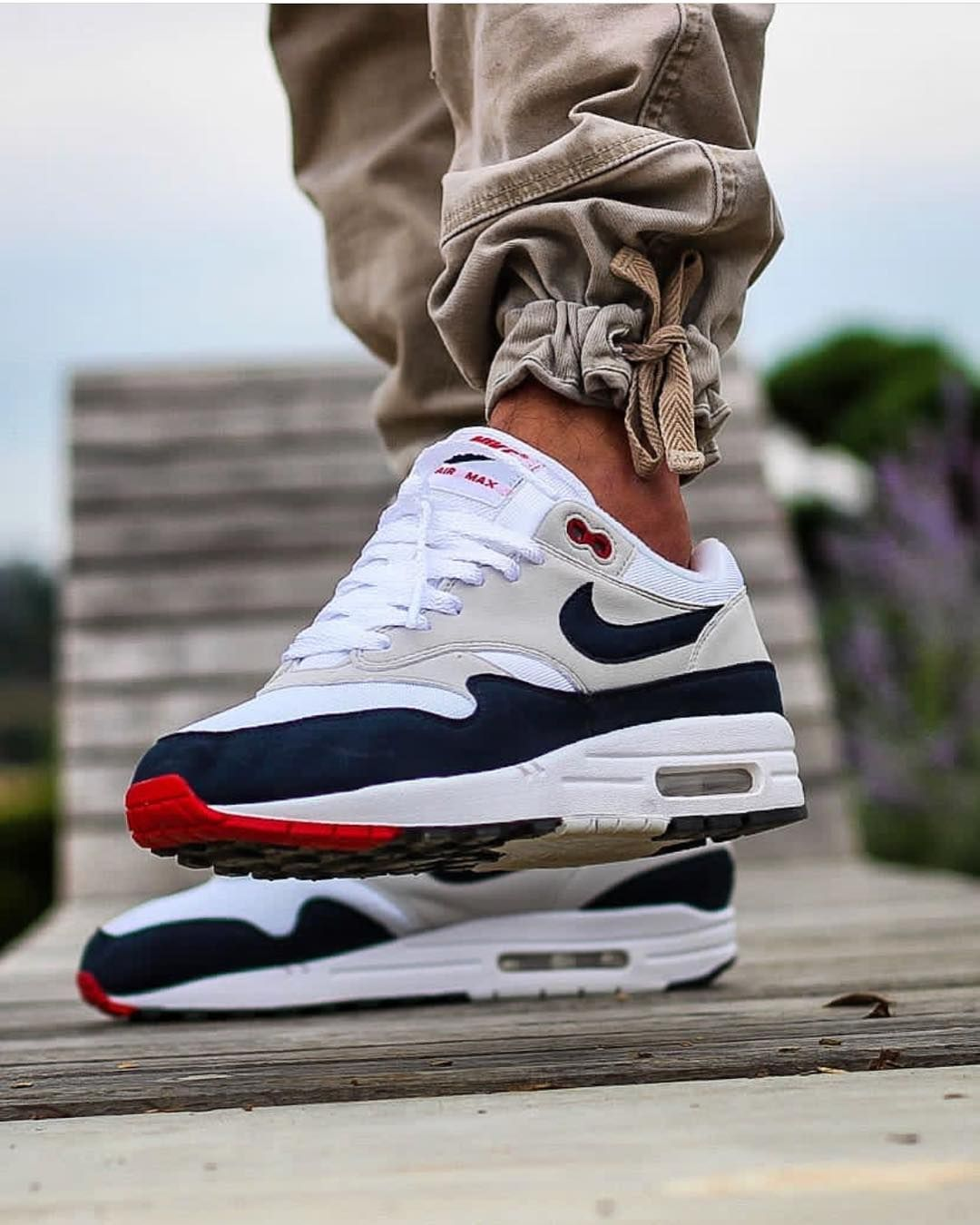 "Schuh Spanner on Instagram ""Nike Air Max 1 ""Obsidian"" 📸 by @ma2tjaw                                   nike air max obsidian highsnobiety igkicks…"" is part of Sneakers nike air max - 220 Likes, 6 Comments  Schuh Spanner (@schuhspannerblog) on Instagram ""Nike Air Max 1 ""Obsidian"" 📸 by @ma2tjaw                                   nike air max obsidian…"""