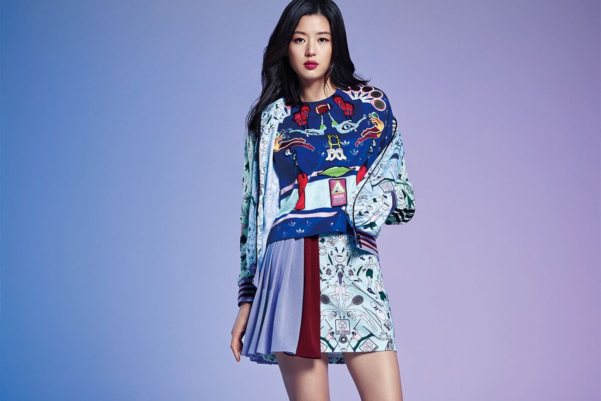 adidas Originals by Mary Katrantzou 2015 春夏系列