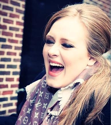 #Adele Me encanta !!