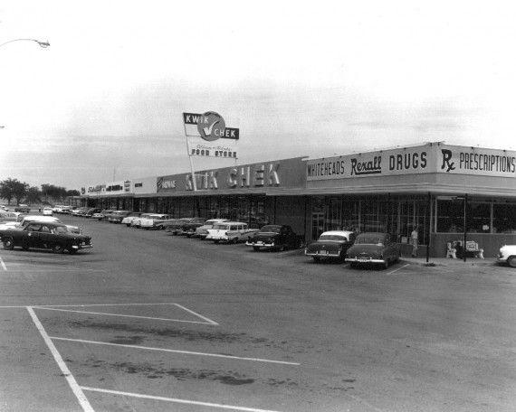 Temple Terrace Florida 1958 Kwik Chek Grocery Store Kwik Chek Was The Forerunner Of Winn Dixie Tampa Tampa Bay Area Old Florida