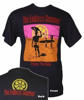 HIC The Endless Summer T (black)