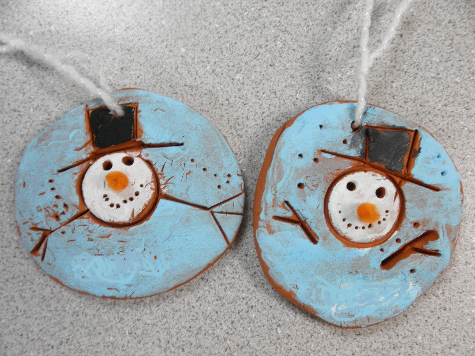 christmas crafts for third graders
