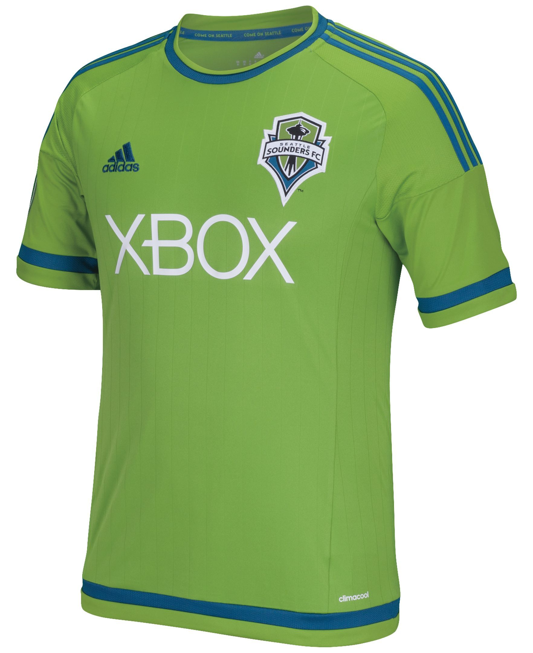 online store b86ad 4a50a adidas Men's Seattle Sounders Replica Jersey   Products ...