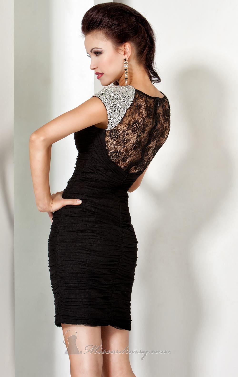 Lace back jovani pinterest formal