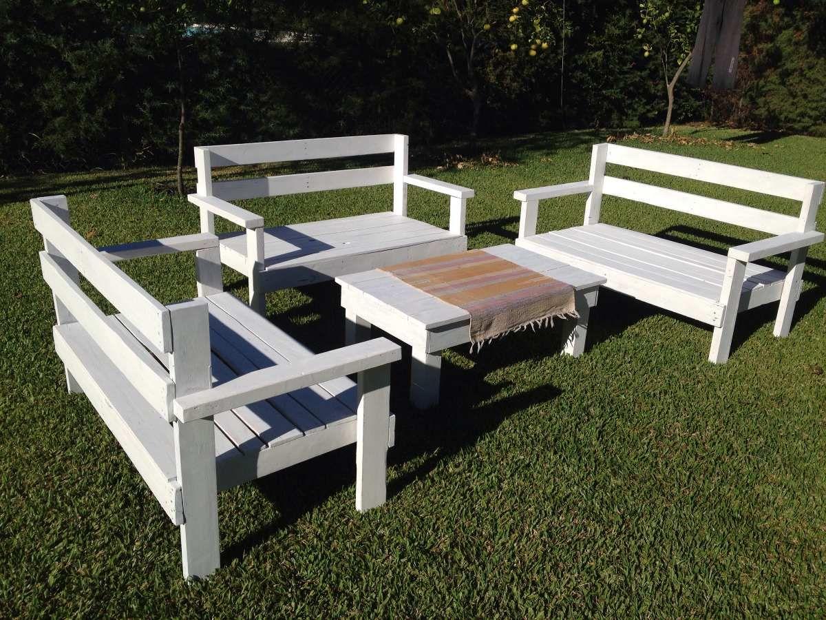Resultado de imagen para sillon de madera para jardin for Sillones de madera para jardin