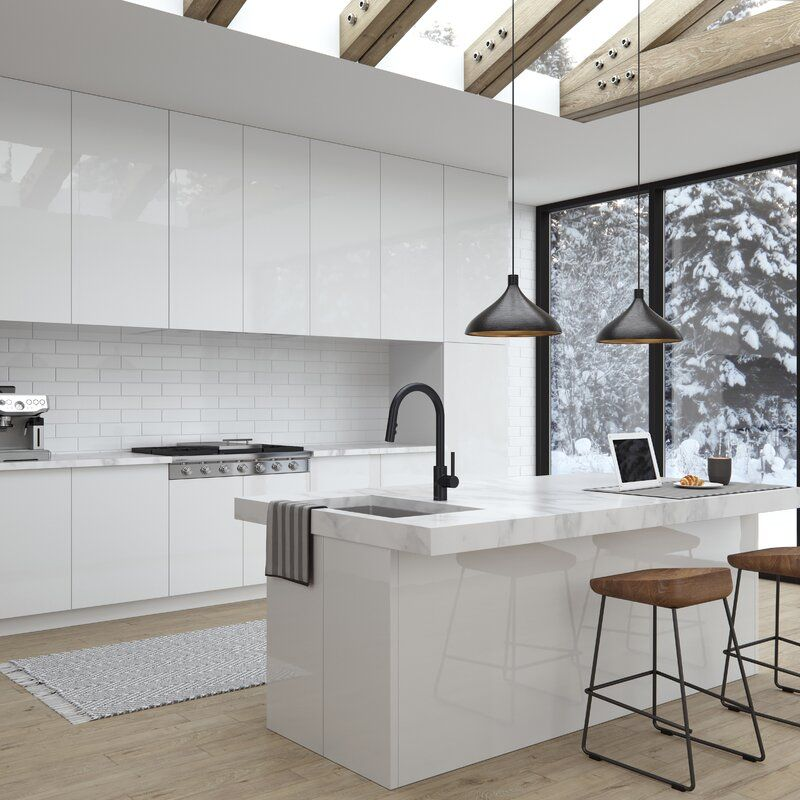 Stellen Pull Down Touchless Single Handle Kitchen