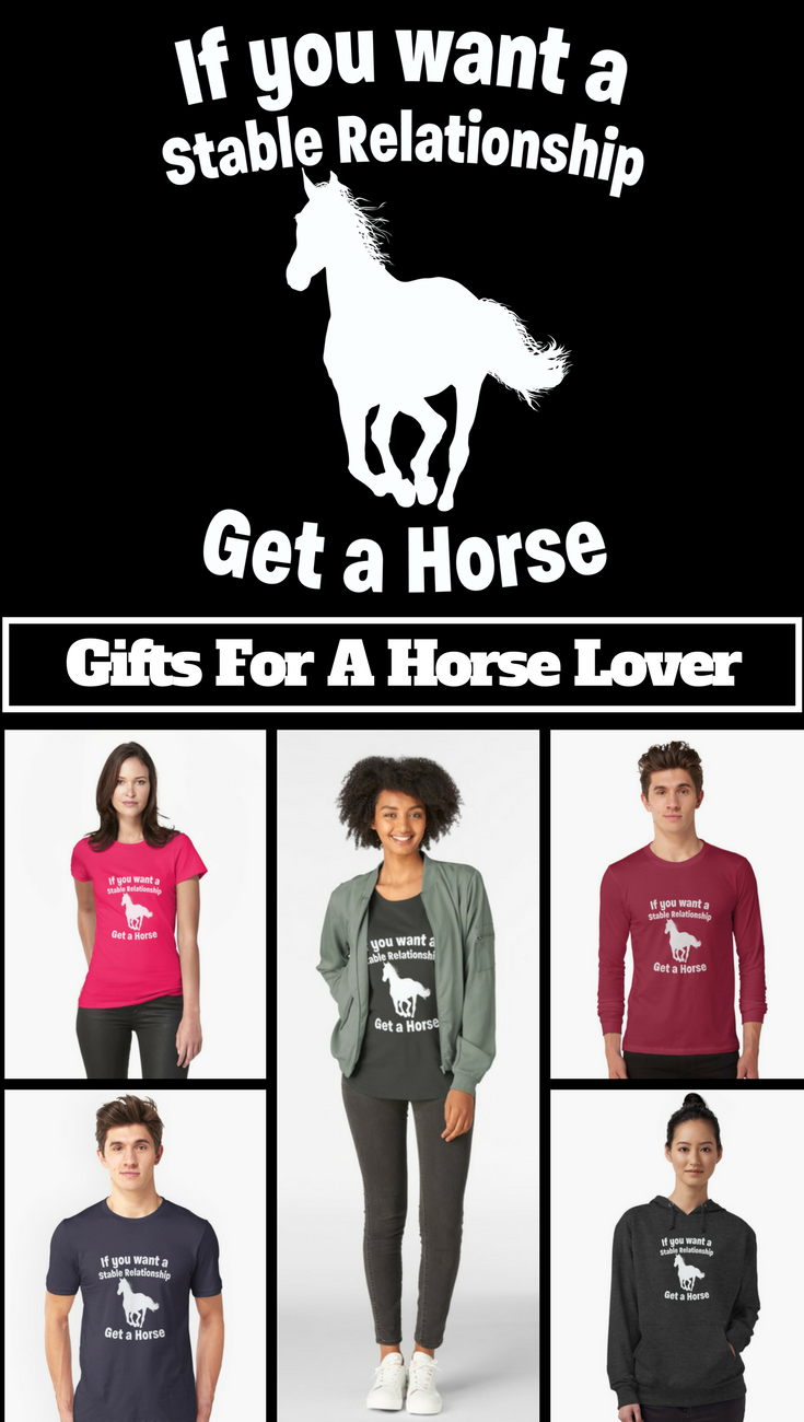 Funny Horse Equine Pony Dressage Show Jumping T Shirt Clothing Gift stable rel