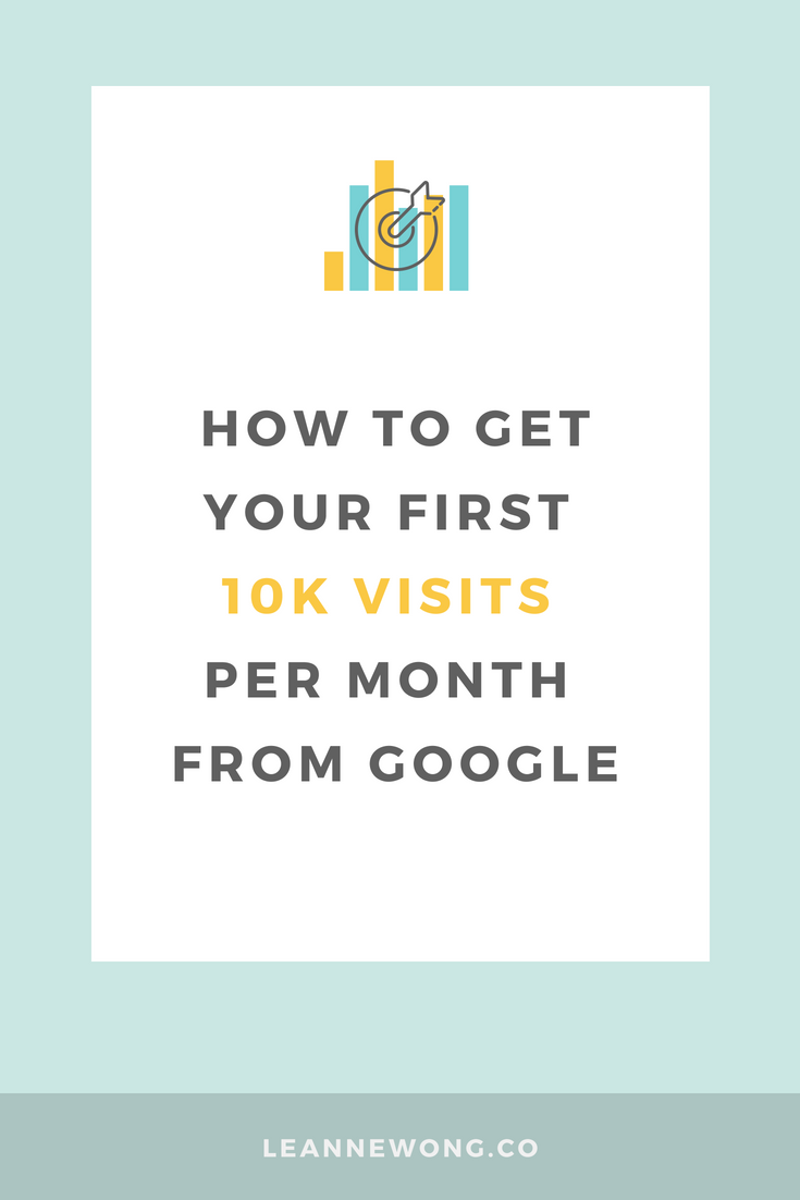 Seo blueprint how to get your first 10k visits from google seo learn powerful strategies to seo optimise a blog you love and consistently attract your first 10k malvernweather Gallery