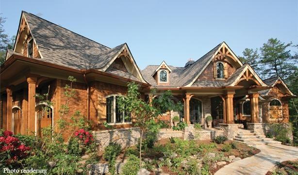 House Plan 699-00036 - Lake Front Plan: 2,611 Square Feet, 3