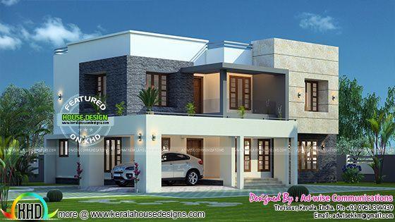 Kerala Home Design And Floor Plans Kerala House Design