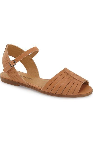 Lucky Brand 'Channing' Flat (Women) available at #Nordstrom