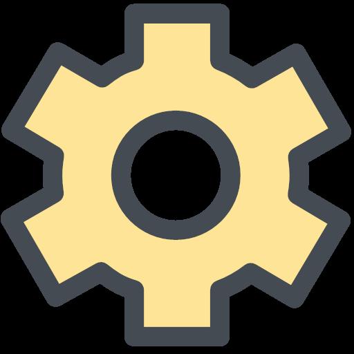 Rezultat Poiska Google Dlya Https Icons For Free Com Iconfiles Png 512 Gear General Machine Office Setting Settings Icon In 2020 Yellow Aesthetic Superhero Logos Art