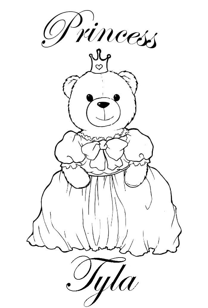 Coloring Sheet With Name Tyla Jpg 699 1032 Princess Coloring Pages Name Coloring Pages Coloring Pages