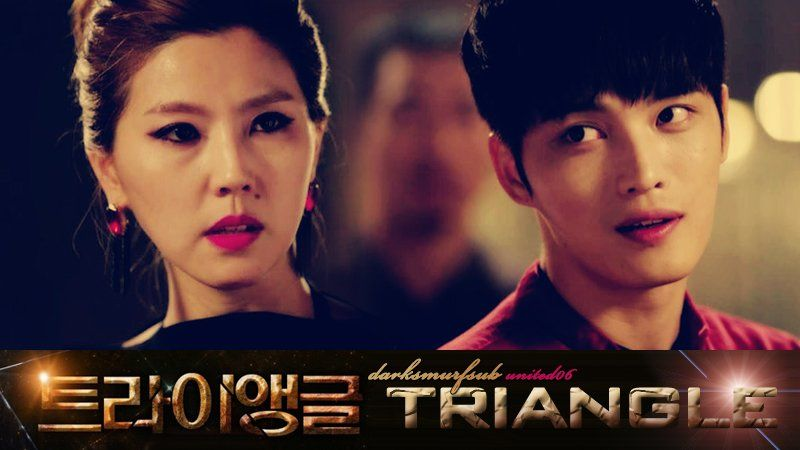 트라이앵글 / Triangle [episode 8] #episodebanners #darksmurfsubs #kdrama #korean #drama #DSSgfxteam UNITED06