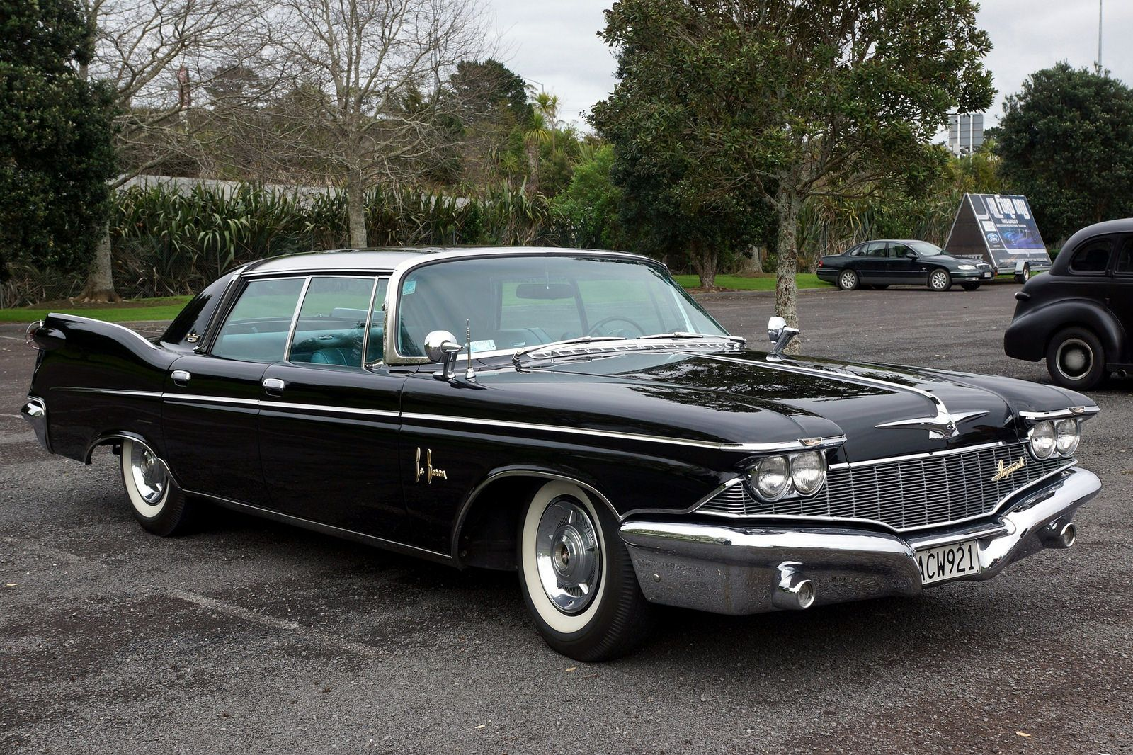 1960 Imperial Lebaron Southampton Chrysler Cars Super Luxury Cars Old Classic Cars