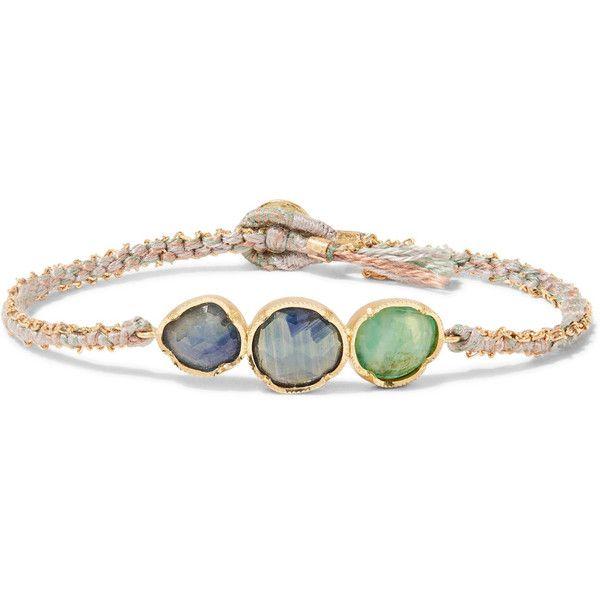 18-karat Gold Emerald Earrings - one size Brooke Gregson xa4pZ
