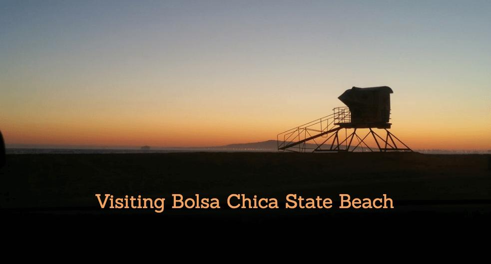 Bolsa Chica State Beach Fire Pits, Parking, Address ...