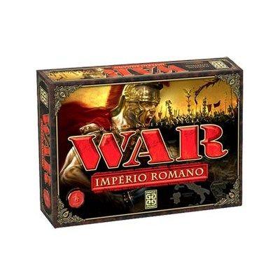Jogos Diversos War Imperio Romano Grow R 119 90 Imperio Romano Jogos Jogos De Tabuleiro