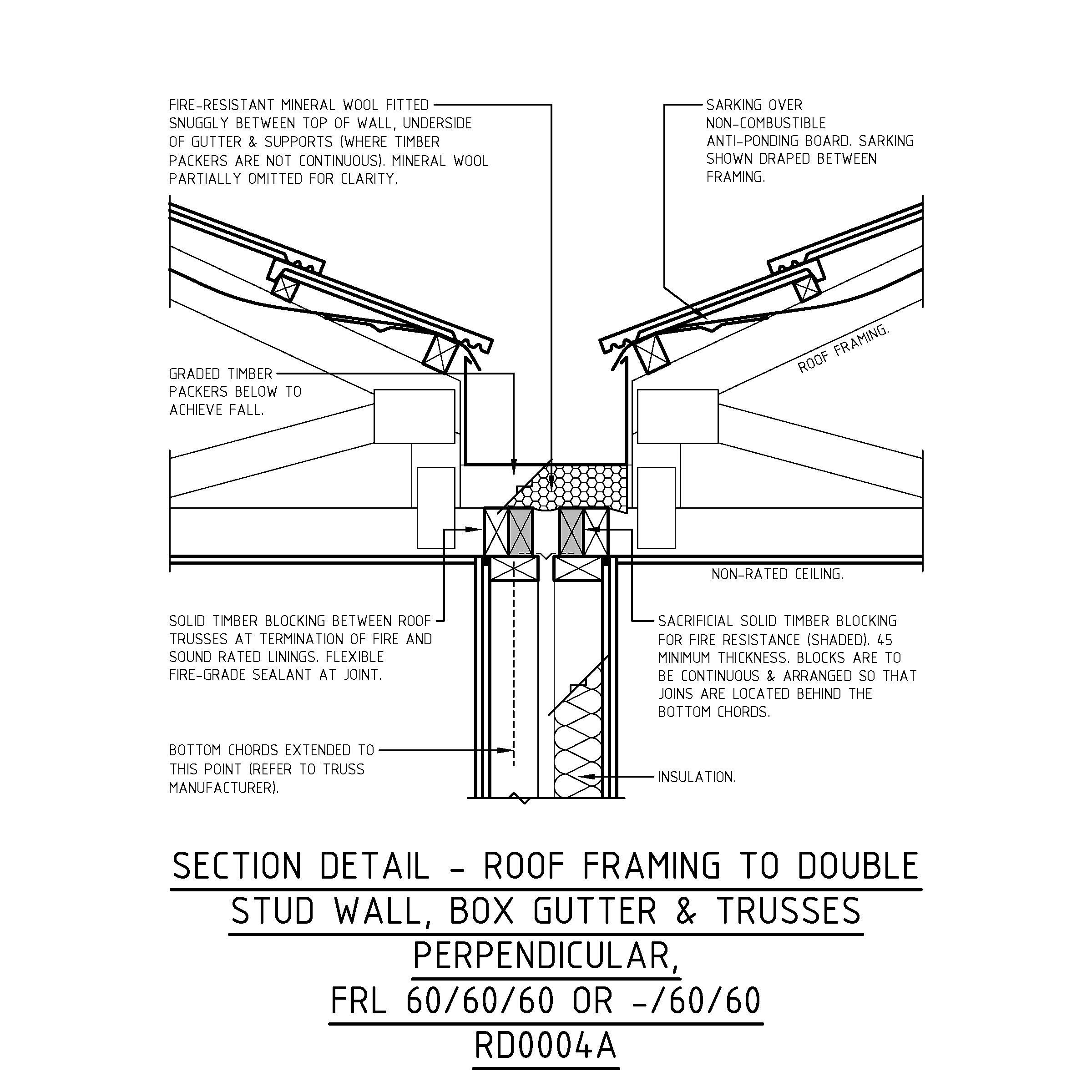 Image Result For Roof Framing Typical Wood Details