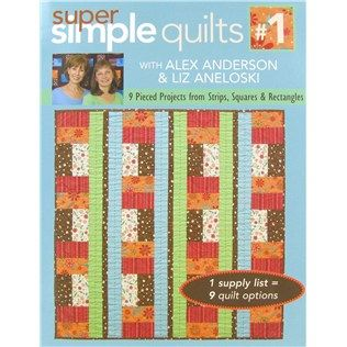 Leisure Arts Super Simple Quilts Books | Shop Hobby Lobby