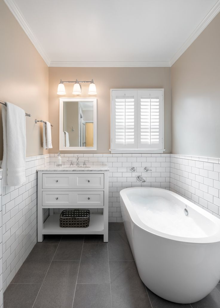 Farmhouse Bathroom Remodel (With images) Bathrooms