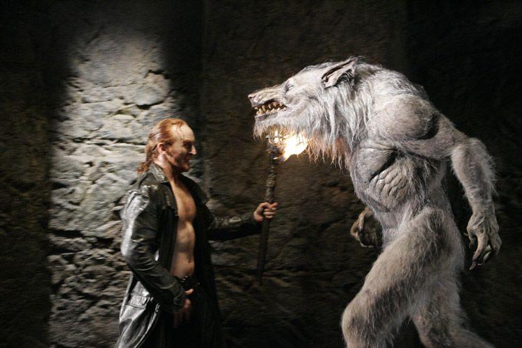 Last one for today's #WerewolfWednesday . It's William