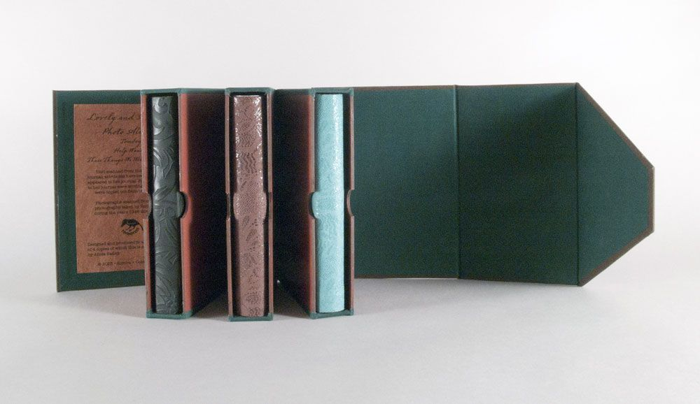 Lovely And Amazing Photo Albums By Alicia Bailey Handmade Books Bookbinding Artist Books