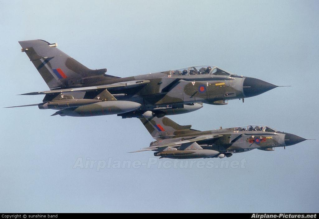 The GR 1 Tornado Multi-Role Combat aircraft (MRCA) has ...