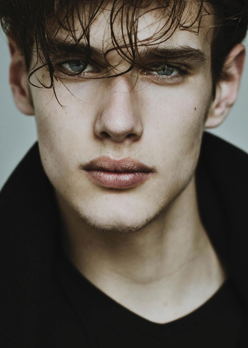 Gasping At Beauty Male Face Face Character Inspiration
