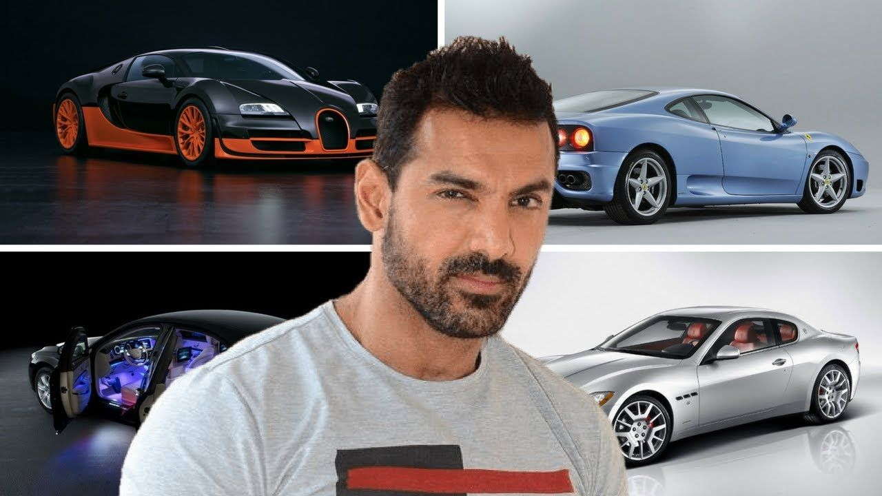 John Abraham Car Collection John Abraham Car Collection John