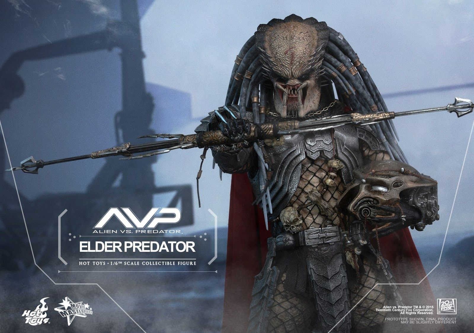 8 Jpg 1600 1125 Hot Toys Predator Alien Vs Predator