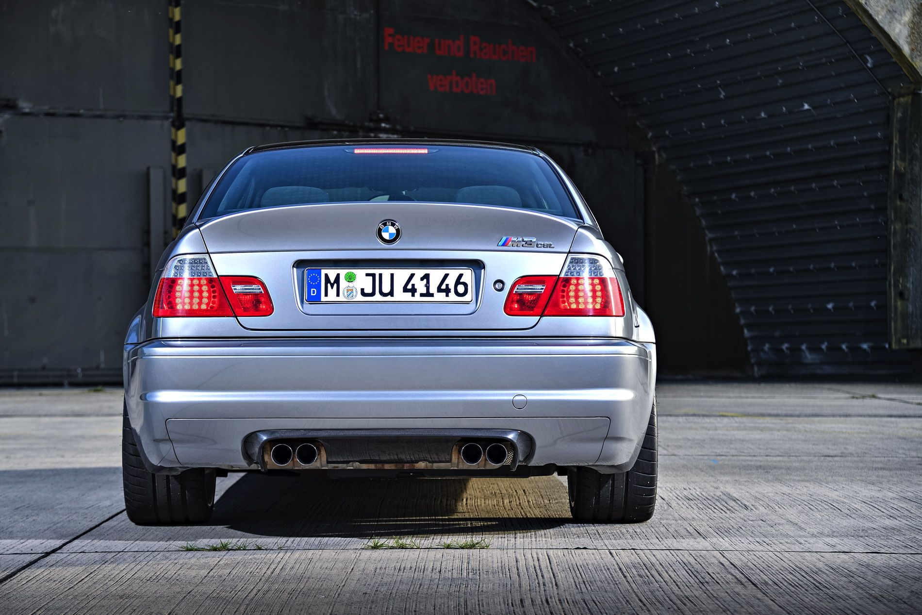 The One And Only Bmw E46 M3 Csl Bmw Bmw E46 Upcoming Cars